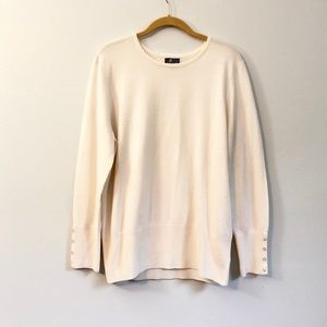 JM Collection Sweater, Size Large
